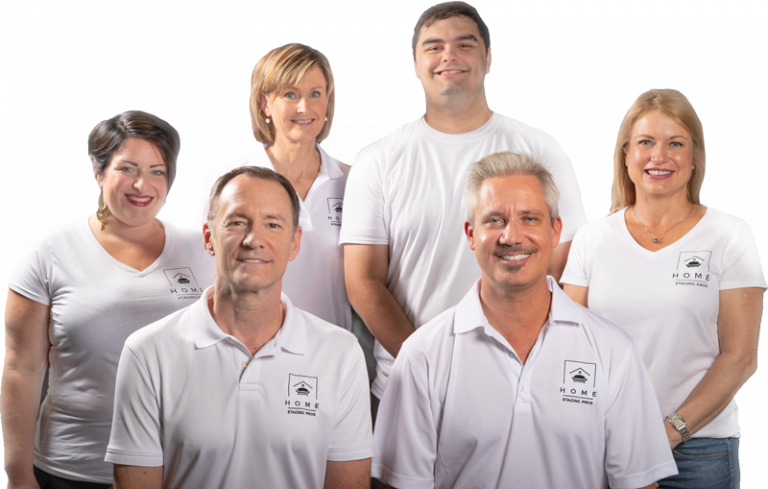 Brad, Jeff and the Team at Home Staging Pros