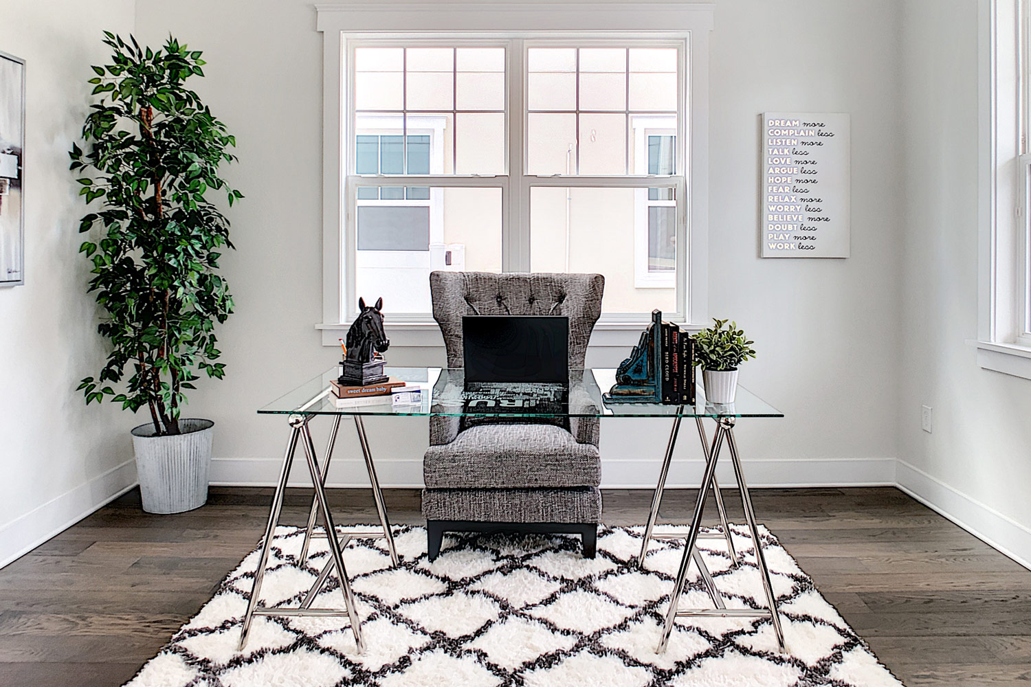 Staged Office - Home Staging Pros Orlando
