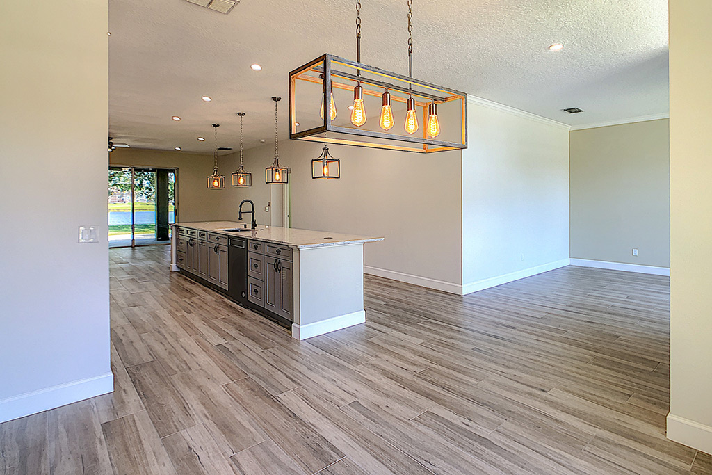 Before Staging - Kitchen Staging - Home Staging Pros