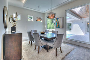 Staged vacant home in Orlando